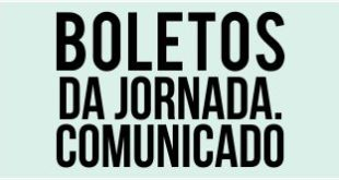 BOLETOS comunicado