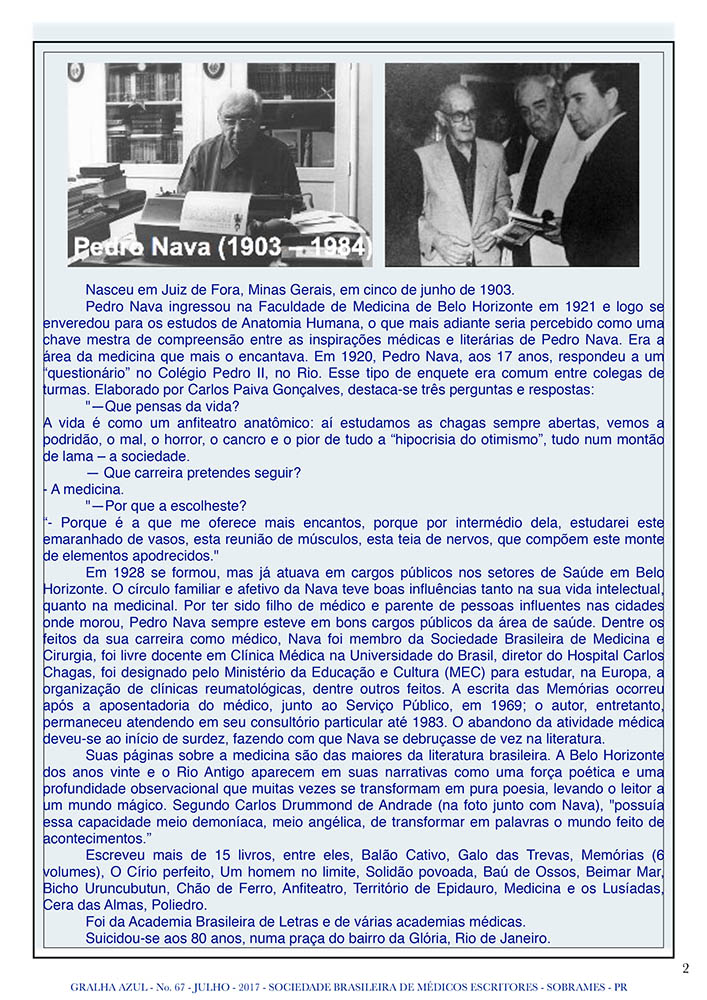 GRALHA AZUL No.67 - JULHO - 2017.pages