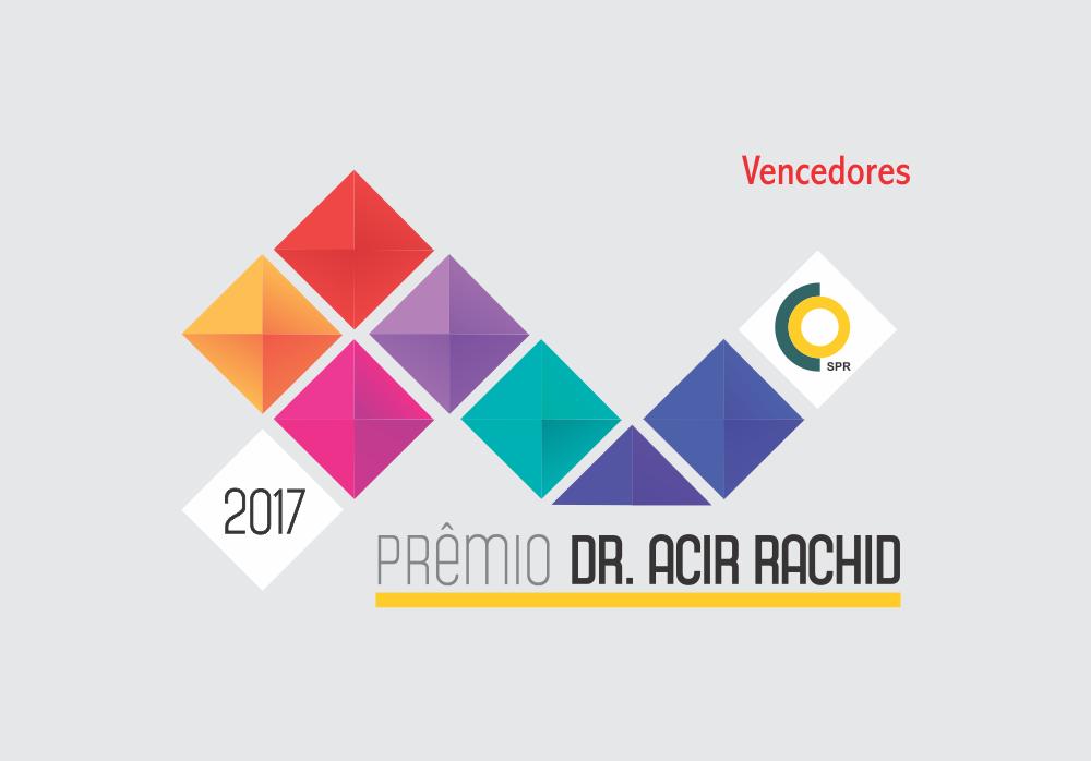 premio dr acir rachid 2017 w r